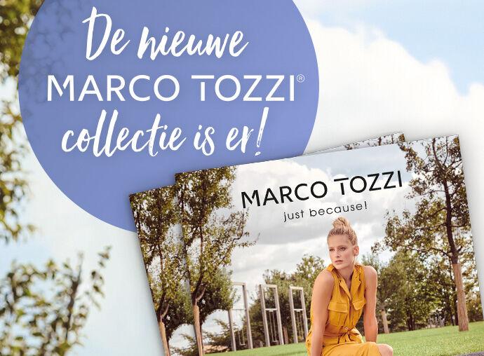 Nieuwe collectie van Marco Tozzi