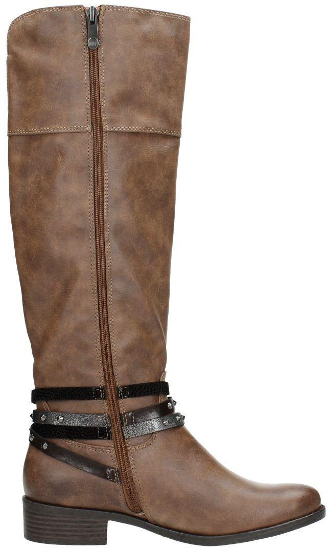 Dames lange laarzen Schuurman Schoenen