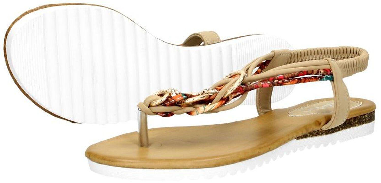 Choizz Dames sandalen Beige RBcXo