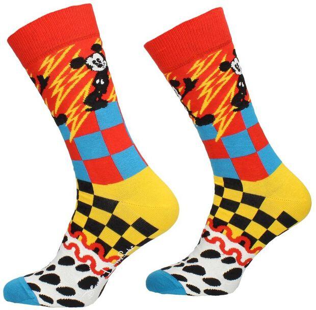 Disney Mickey Time Sock - large