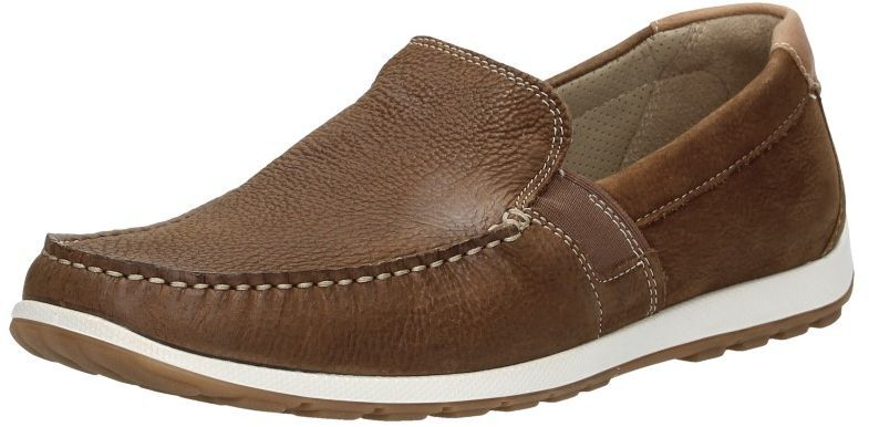 Ecco Reciprico mocassins & loafers cognac