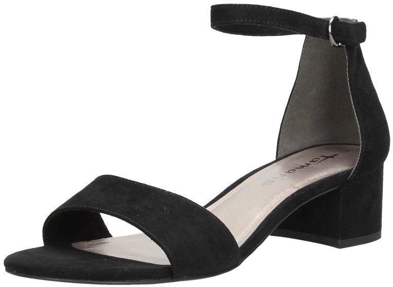 Dames sandalen zwart