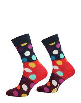 Big Dot Block Sock
