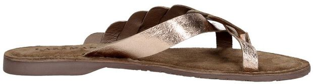 Dames teenslippers - large