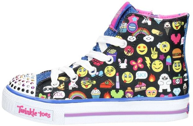 Sneakers Hoog - large