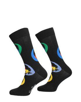 Beatles Bright Spot Sock