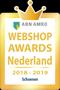Webshop Awards - Schoenen - 1819