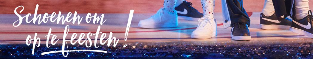 Topbanner blog schoenen om te feesten