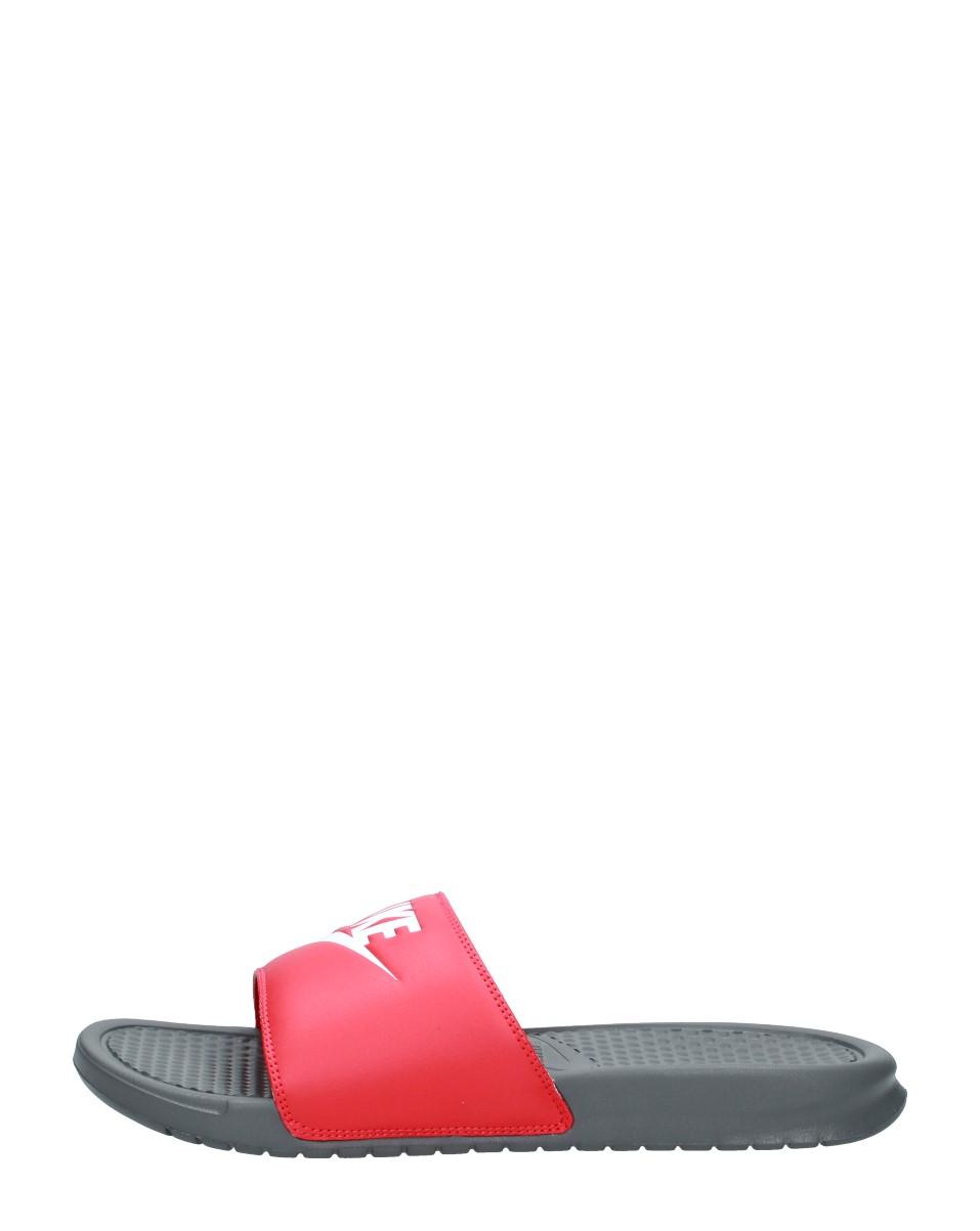 Nike - Benassi Sandal  - Rood
