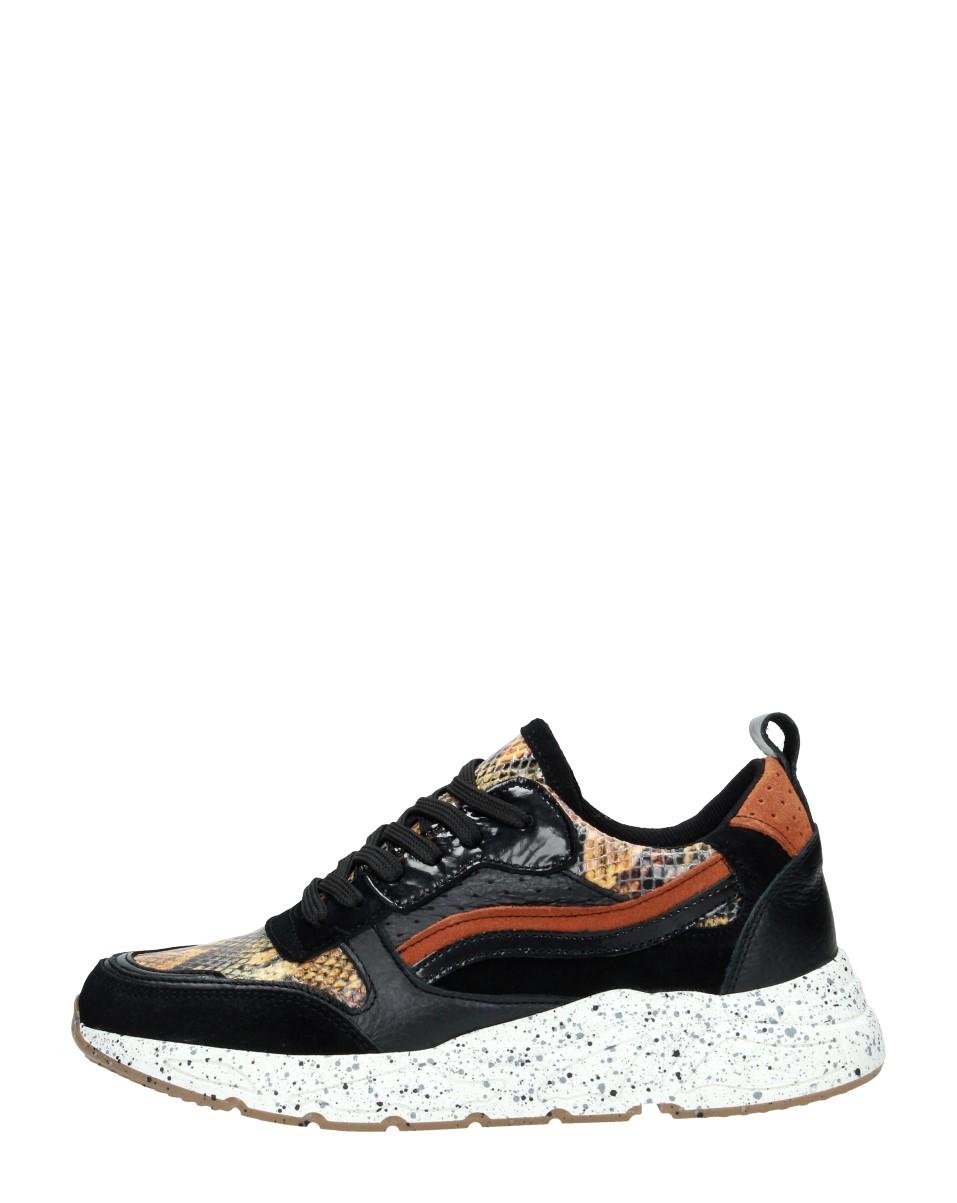 Ps. Poelman - Bulky Sneakers  - Geel
