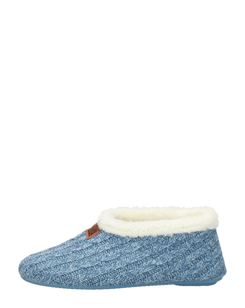 Nortenas - Dames Pantoffels  - Blauw