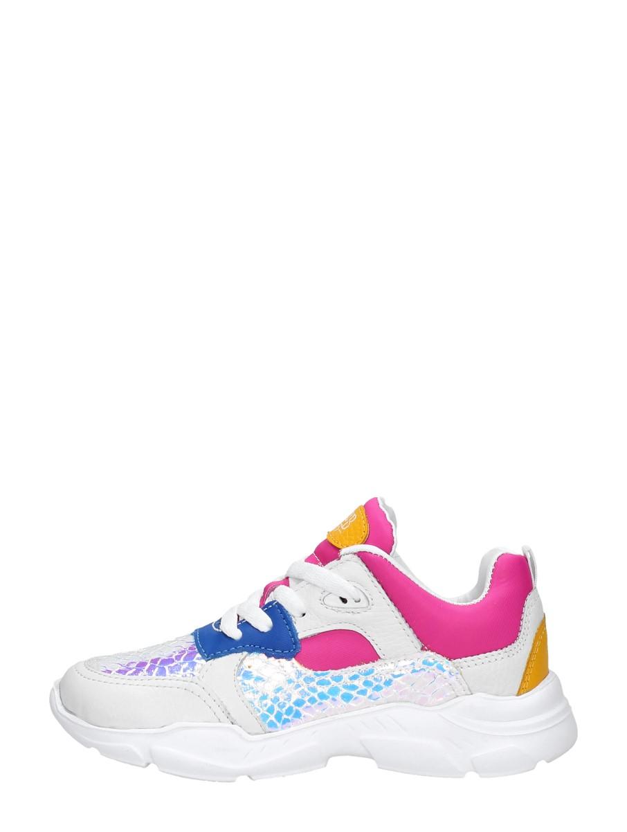 Sub55 - Meisjes Sneakers Fuchsia