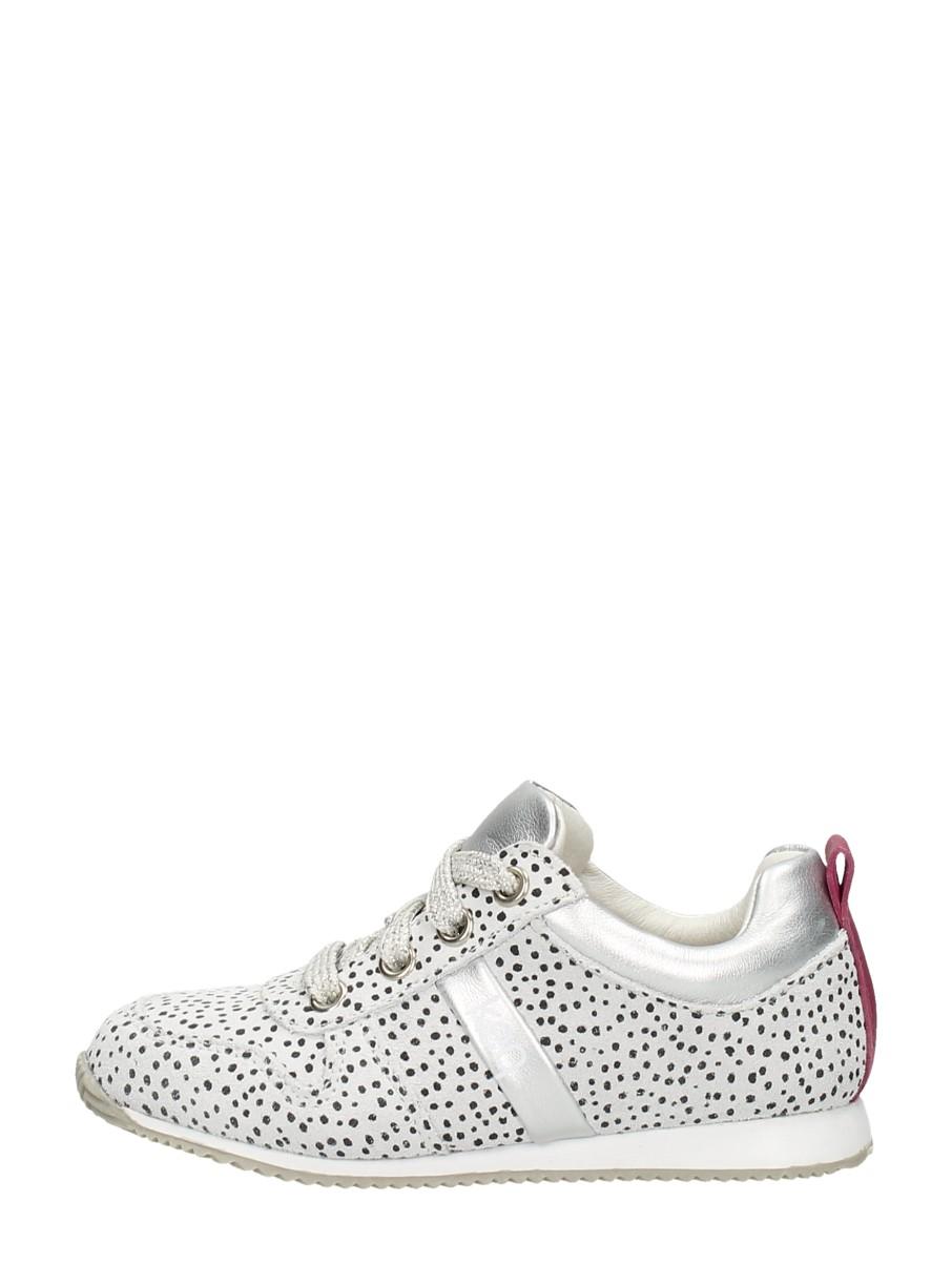Keq - Sneakers Laag Gebroken Wit