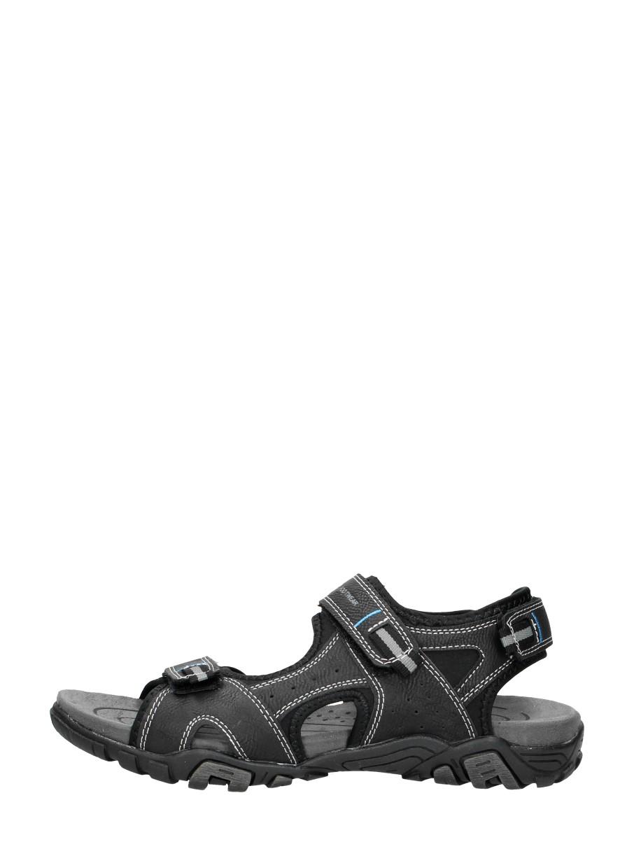 Bm - Heren Sandalen  - Zwart