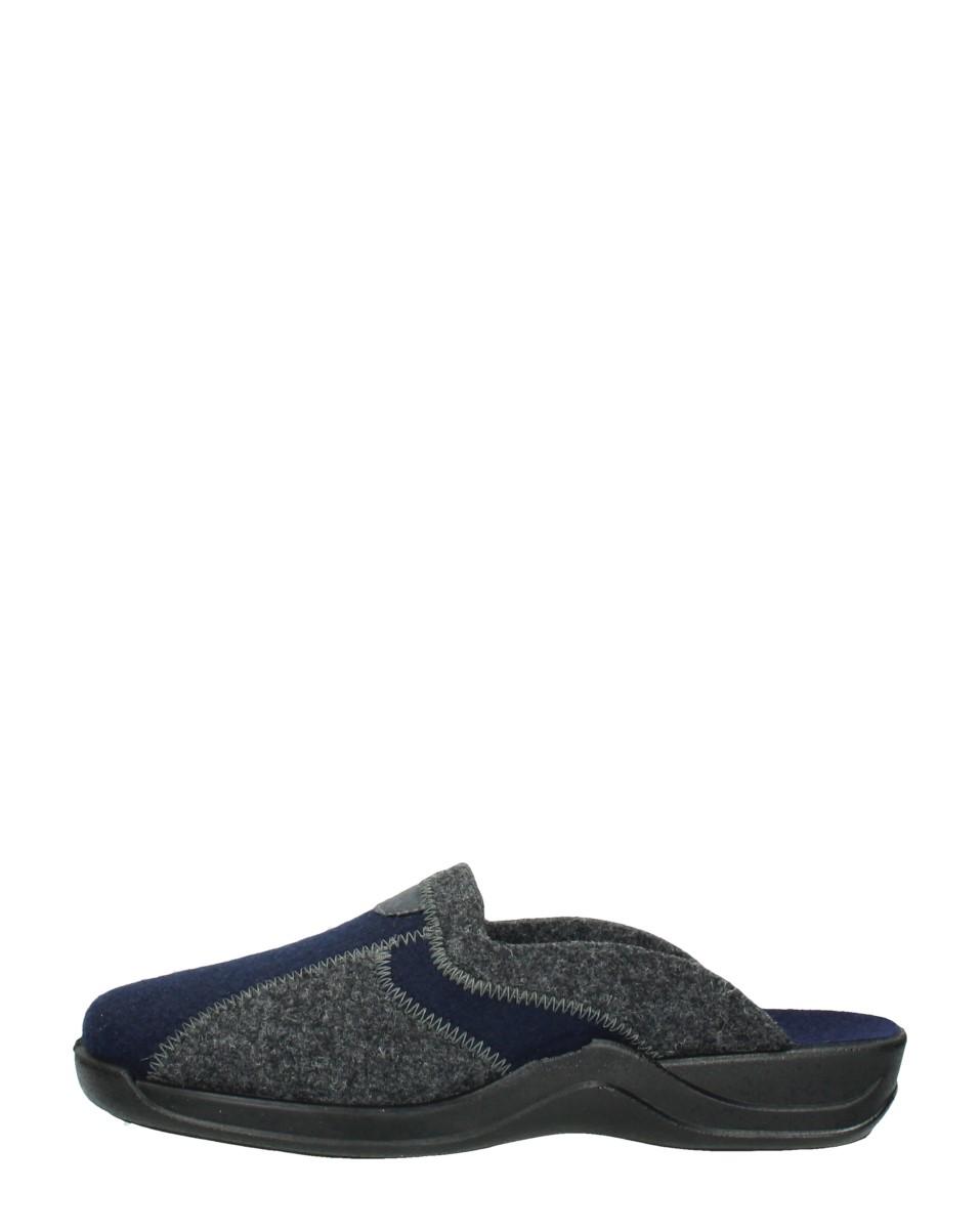 Rohde - Heren Pantoffels  - Blauw