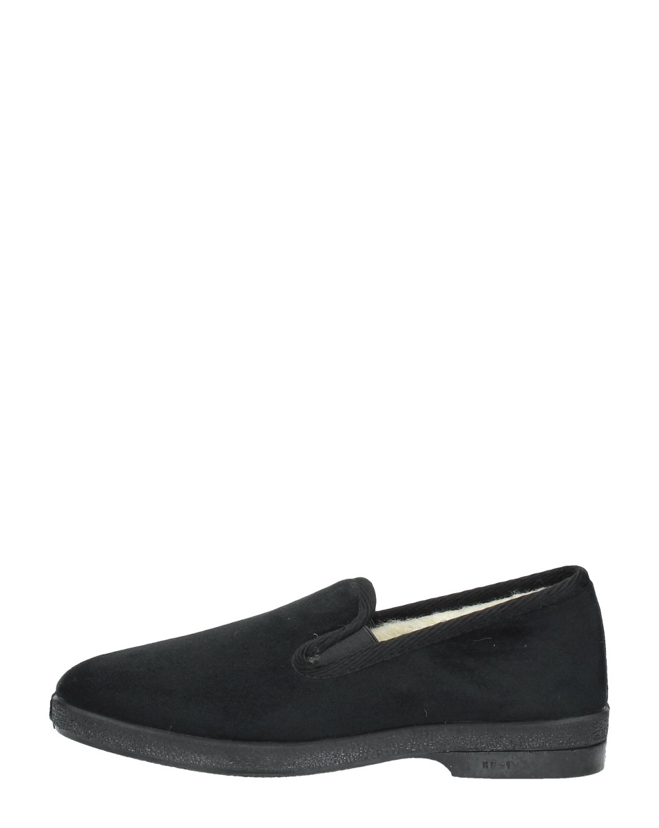 Belizia - Heren Pantoffels  - Zwart