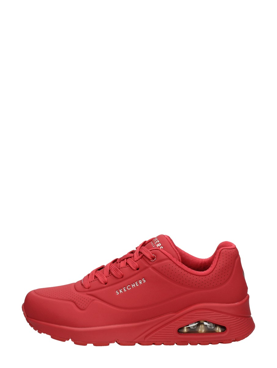 Skechers Uno Stand On Air Rood