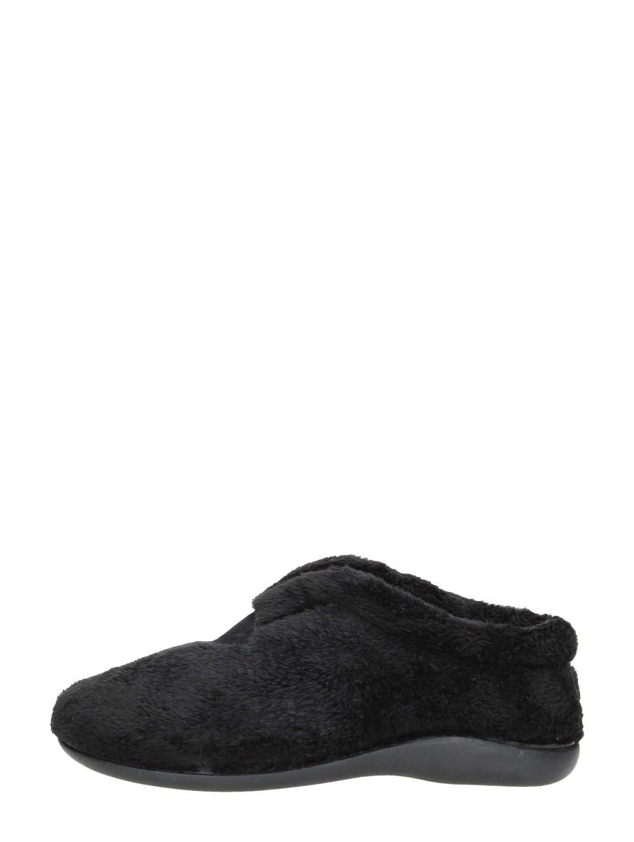 Zoma - Dames Pantoffels  - Zwart