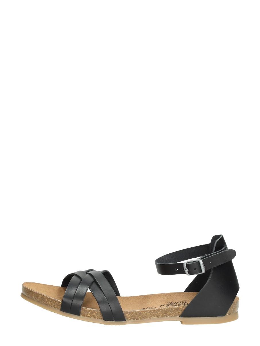 Cosmos - Dames Sandalen  - Zwart