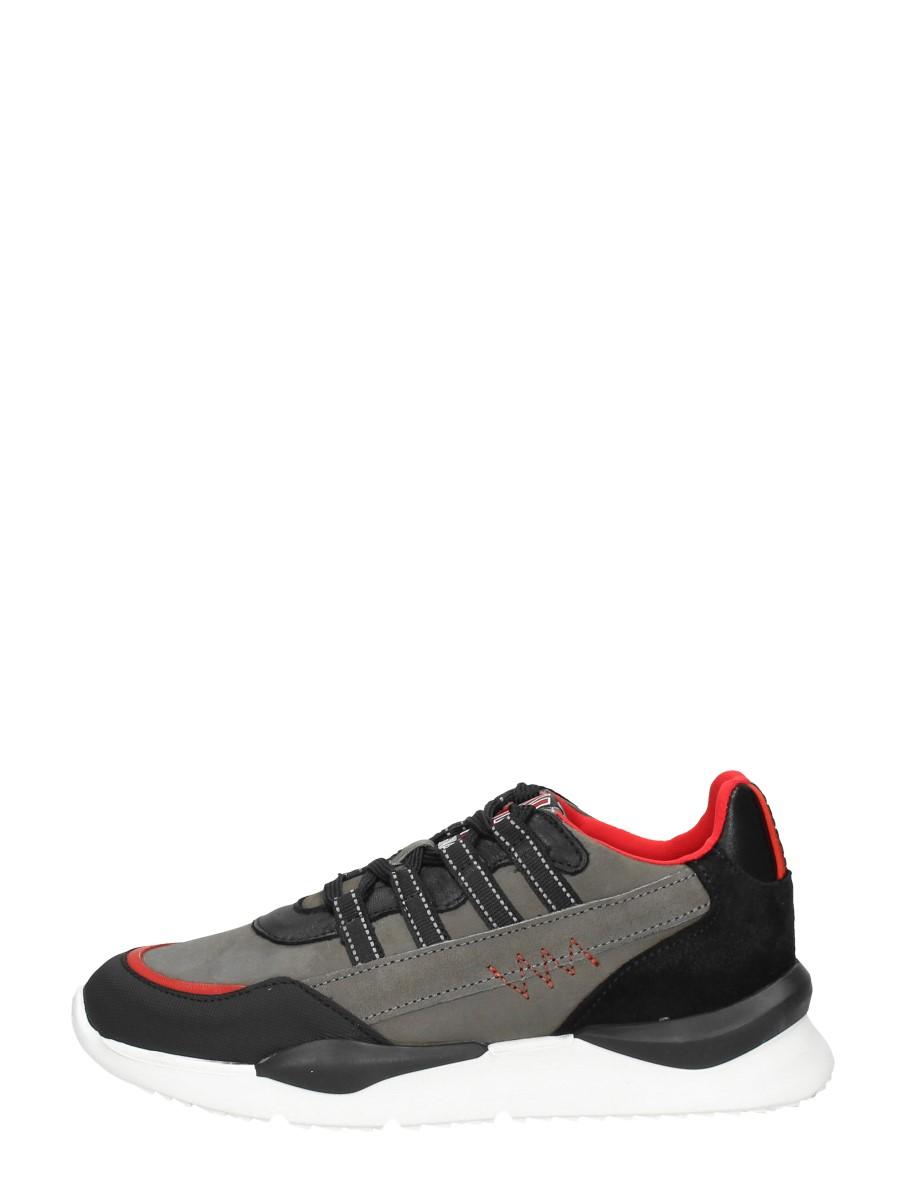 Red Rag - Sneakers Laag