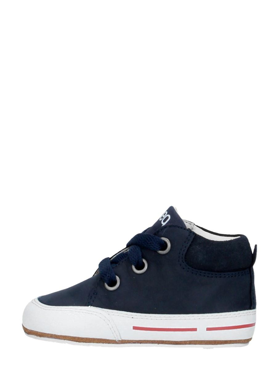 Keq - Jongens Baby Schoentjes  - Blauw