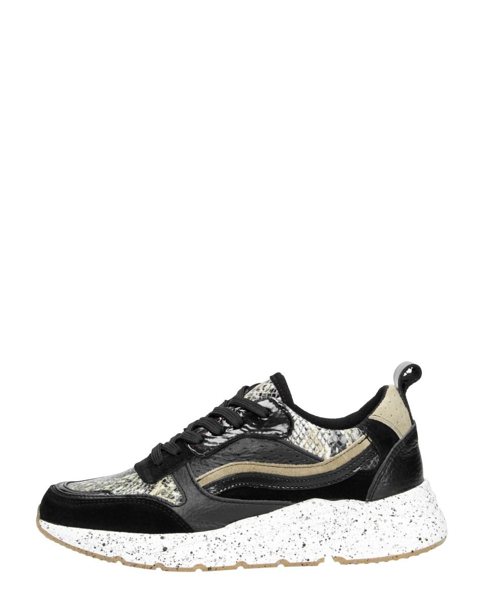 Ps. Poelman - Bulky Sneakers  - Grijs