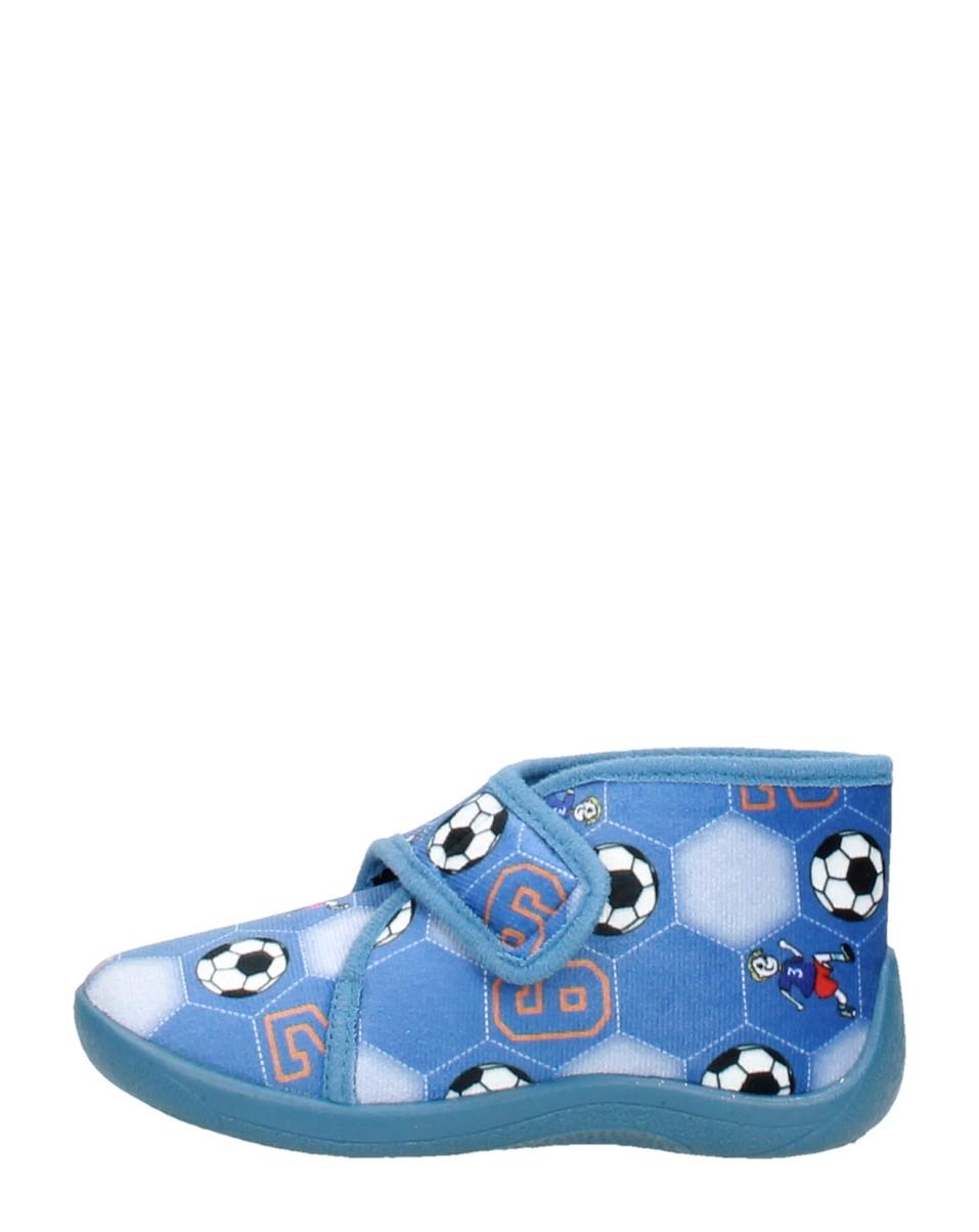 Tootie - Kinderpantoffels  - Blauw