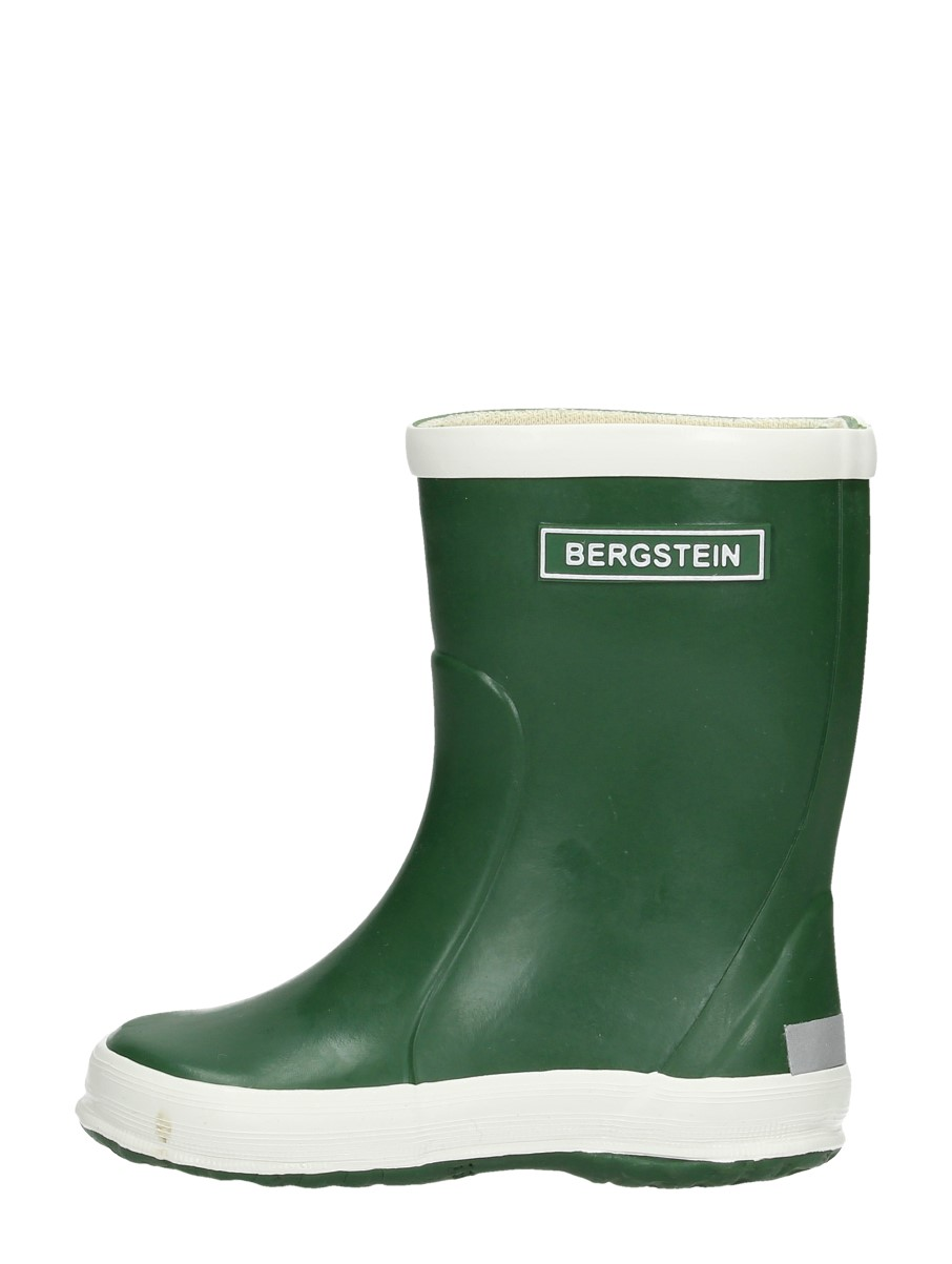 Bergstein - Bn Rainboot Forest  - Groen