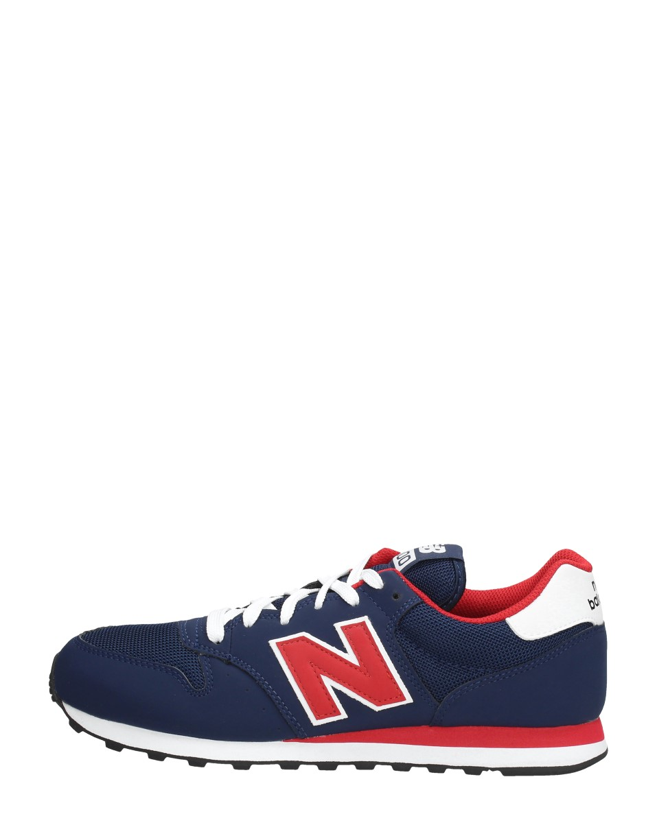 New Balance - 500  - Blauw