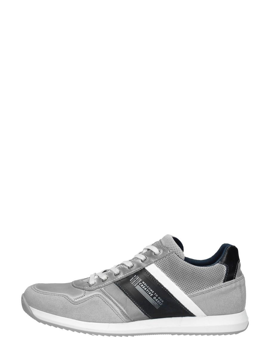 Sub55 - Heren Sneakers Licht Grijs