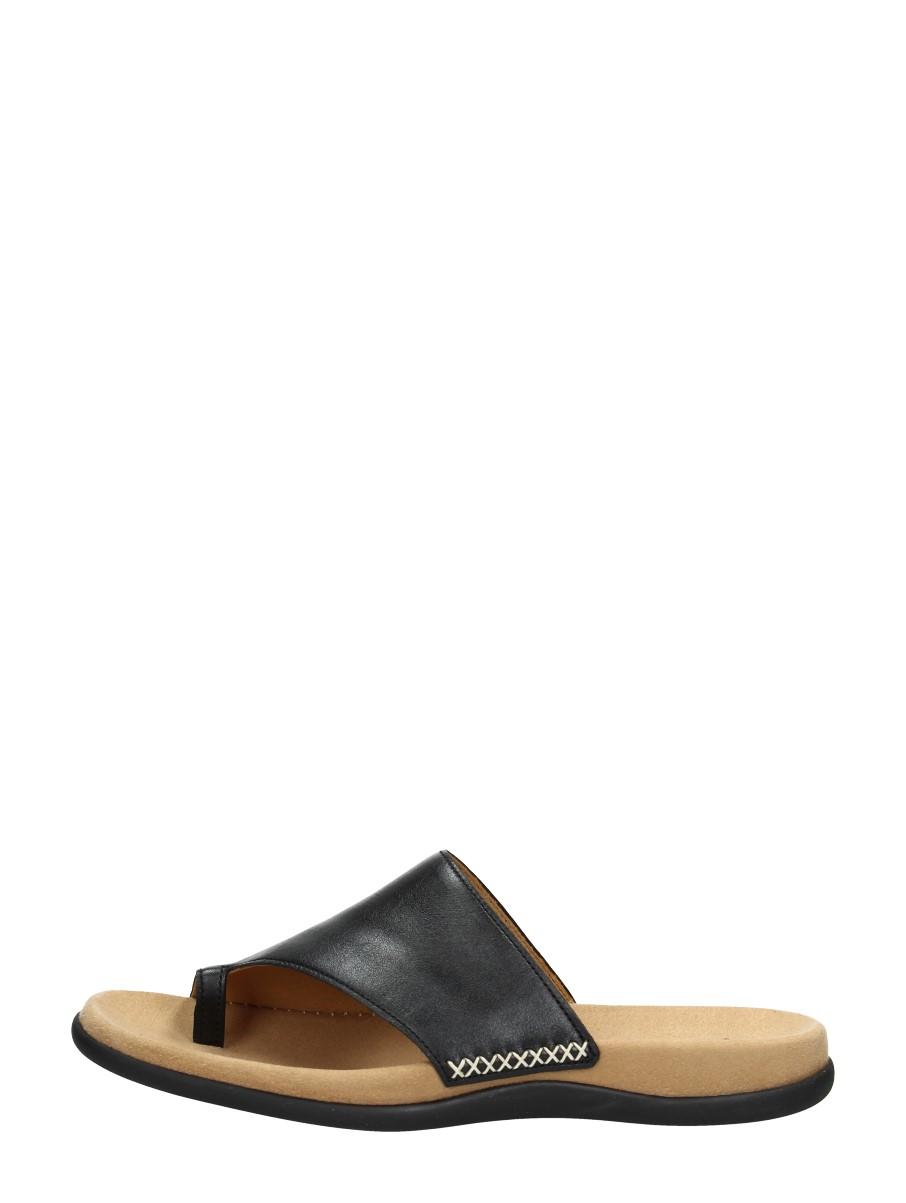 Gabor - Dames Slippers  - Zwart