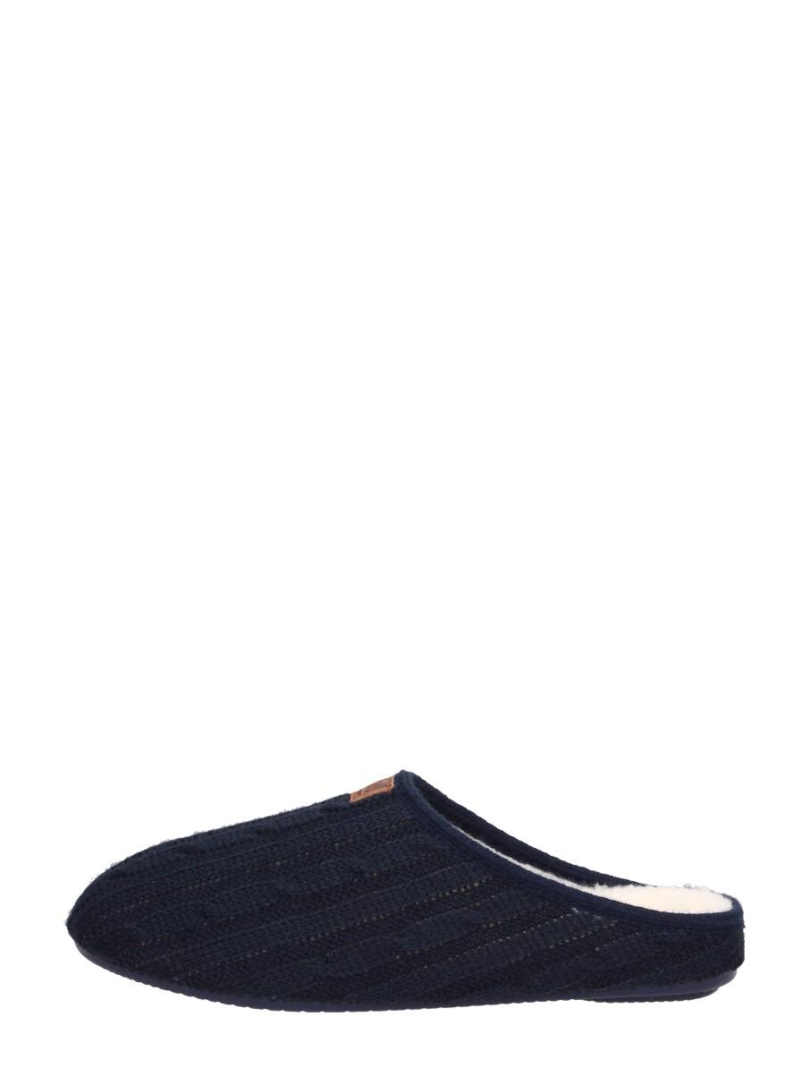Nortenas - Heren Pantoffels  - Blauw