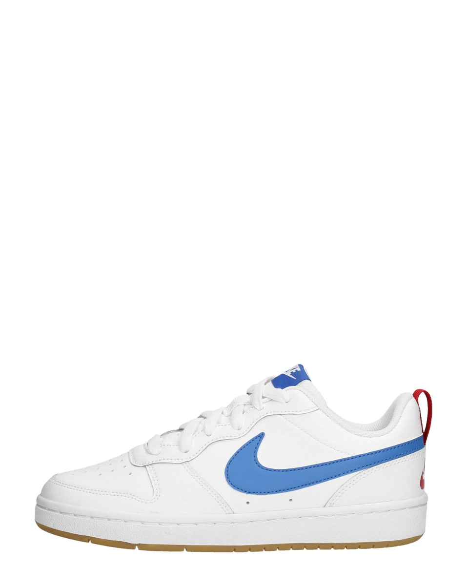 Nike - Court Borough Low 2  - Wit